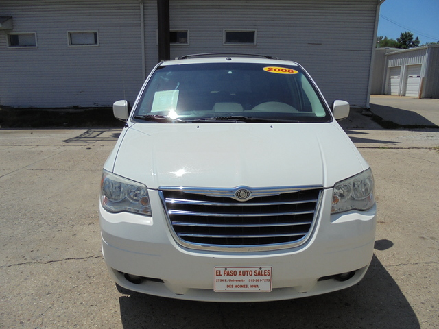2008 Chrysler Town & Country  - El Paso Auto Sales