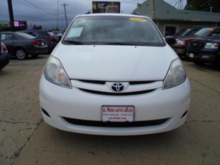 2007 Toyota Sienna LE for Sale  - 269538  - El Paso Auto Sales