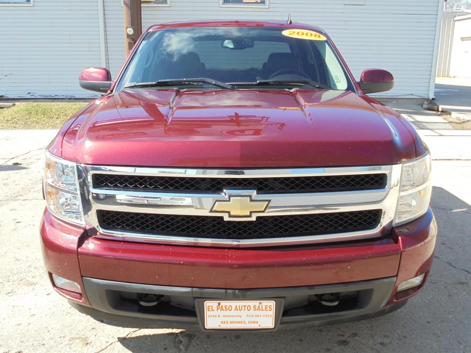 2008 Chevrolet Silverado 1500  - El Paso Auto Sales