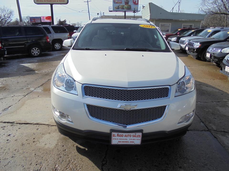 2011 Chevrolet Traverse  - El Paso Auto Sales