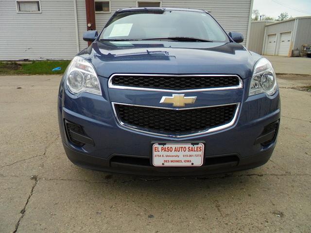 2011 Chevrolet Equinox  - El Paso Auto Sales