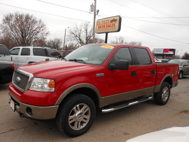 2006 ford f 150 xlt fx4 lariat king ranch stock 223384 des moines ia 50317. Black Bedroom Furniture Sets. Home Design Ideas