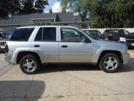 2007 Chevrolet TrailBlazer LS for Sale  - 12873  - El Paso Auto Sales