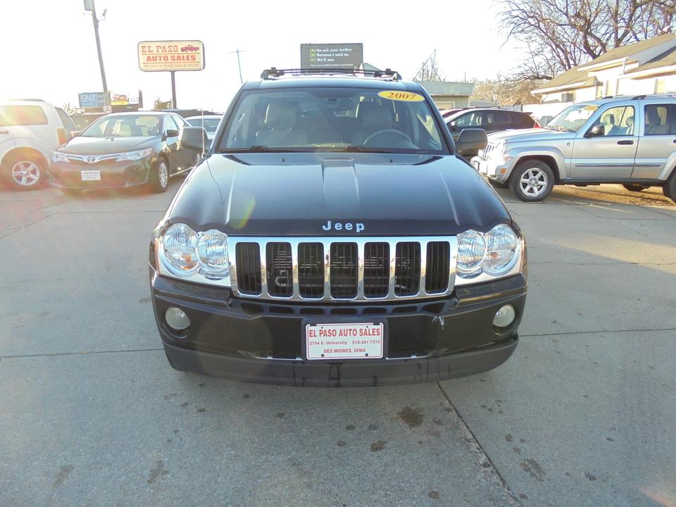 2007 Jeep Grand Cherokee  - El Paso Auto Sales
