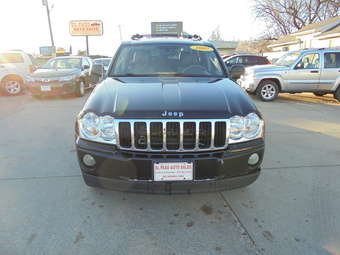2007 Jeep Grand Cherokee Limi
