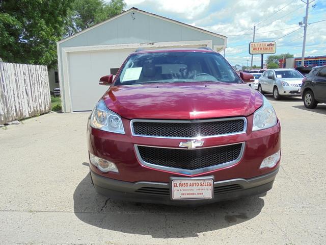 2010 Chevrolet Traverse  - El Paso Auto Sales