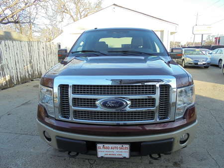 2009 Ford F-150 Lariat for Sale  - 295878  - El Paso Auto Sales