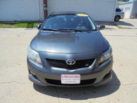 2009 Toyota Corolla S for Sale  - 252861  - El Paso Auto Sales