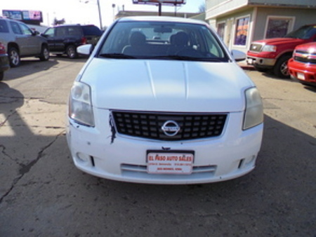 2009 Nissan Sentra 2.0 for Sale  - 252463  - El Paso Auto Sales