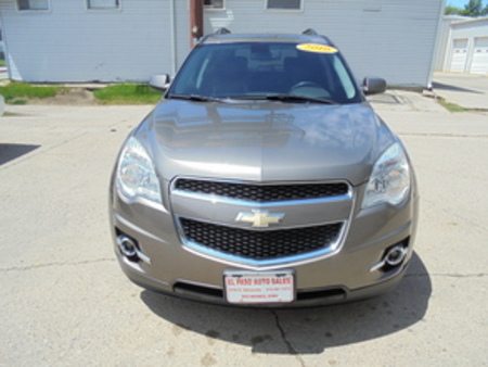 2010 Chevrolet Equinox LT w/2LT for Sale  - 040002  - El Paso Auto Sales