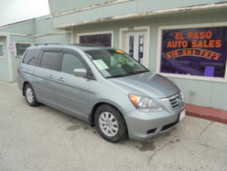 2009 Honda Odyssey EX-L for Sale  - 111163  - El Paso Auto Sales
