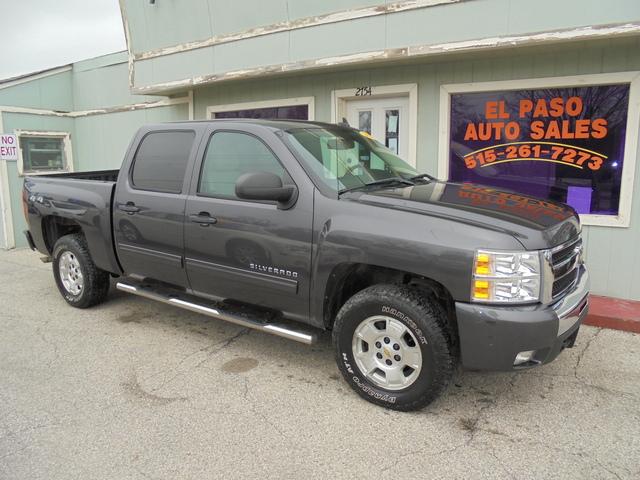 2010 Chevrolet Silverado 1500  - El Paso Auto Sales