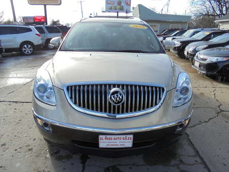 2010 Buick Enclave CXL w/1XL for Sale  - 127041  - El Paso Auto Sales