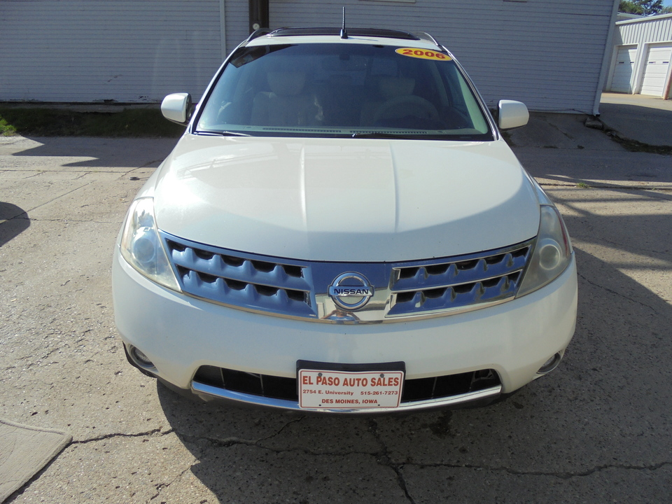Charming Thumbnail 2006 Nissan Murano   El Paso Auto Sales ...
