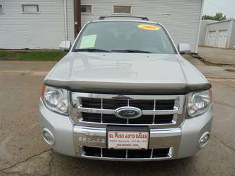 2008 Ford Escape Limi