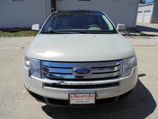 2007 Ford Edge  - El Paso Auto Sales