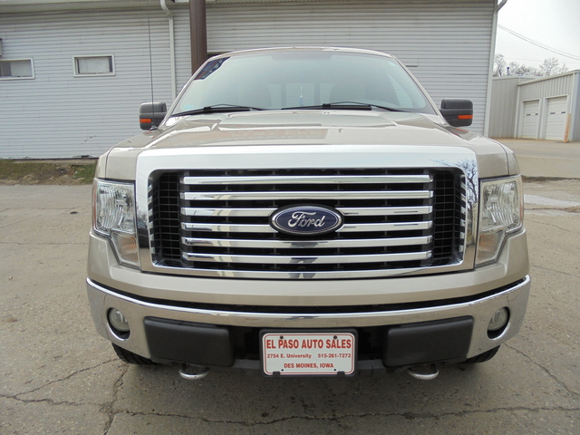 2010 Ford F-150  - El Paso Auto Sales
