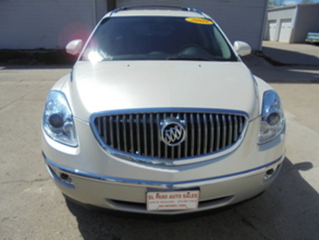 2009 Buick Enclave CXL for Sale  - 114360  - El Paso Auto Sales