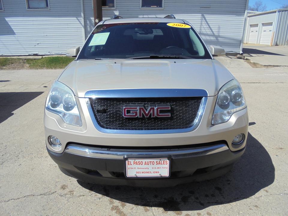 2007 GMC Acadia  - El Paso Auto Sales