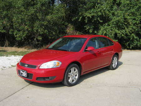 2007 Chevrolet Impala 3.9L LT for Sale  - 330105  - Merrills Motors