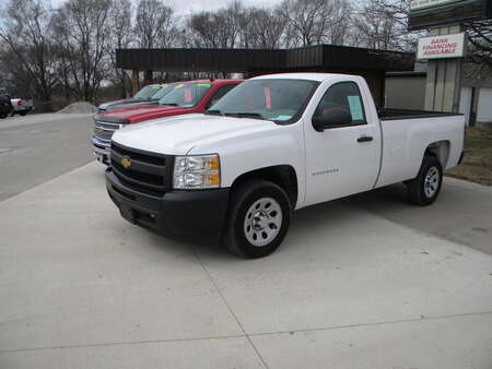 2012 Chevrolet Silverado 1500 Work Truck for Sale  - 11  - Merrills Motors