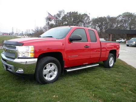 2012 Chevrolet Silverado 1500 LT for Sale  - 146479  - Merrills Motors