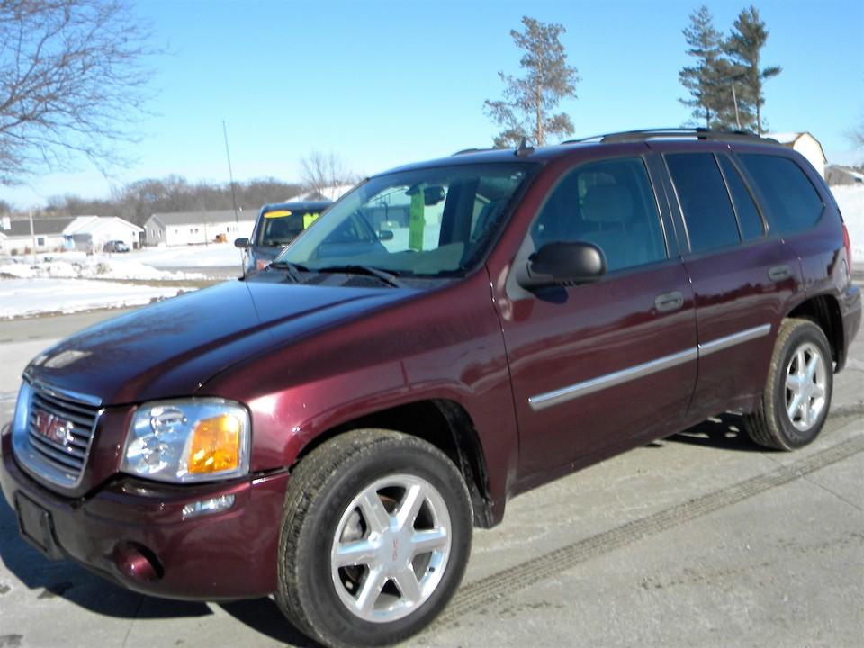 2007 GMC Envoy  - Merrills Motors