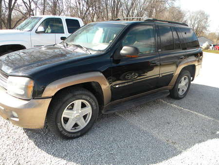 2002 Chevrolet TrailBlazer LTZ for Sale  - 46  - Merrills Motors