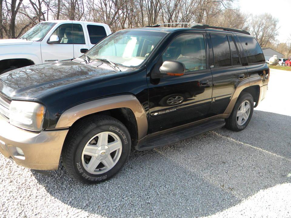 2002 Chevrolet TrailBlazer  - Merrills Motors