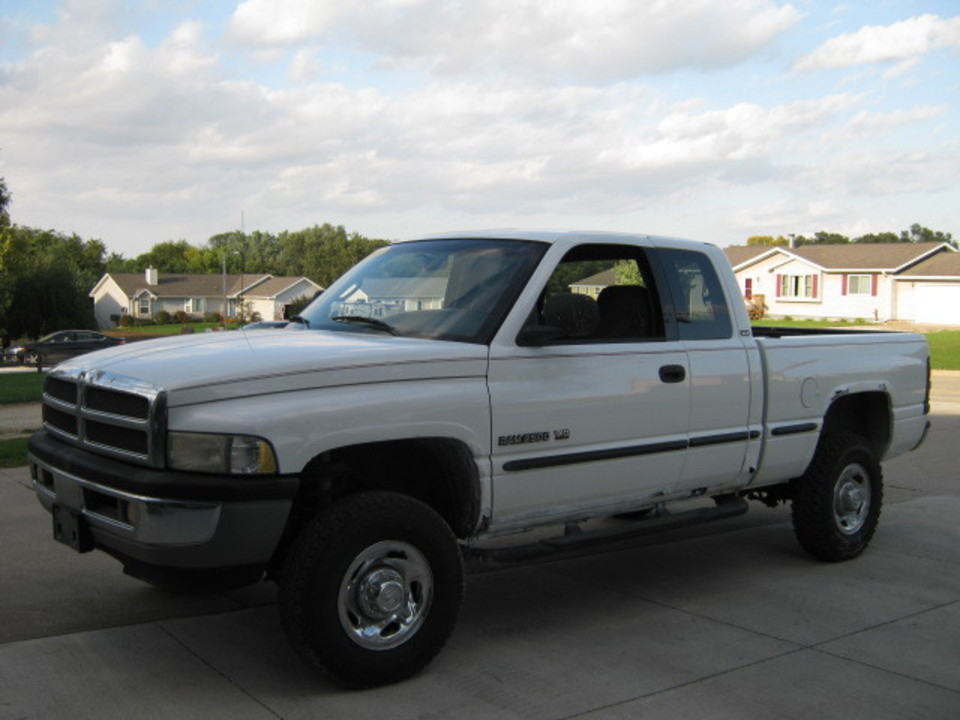Dodge Ram 2500 Wheels And Tires