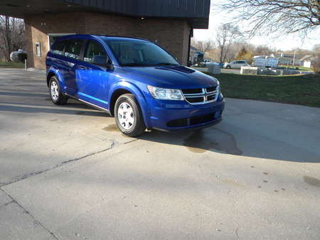 2012 Dodge Journey American Value Pkg for Sale  - 47  - Merrills Motors