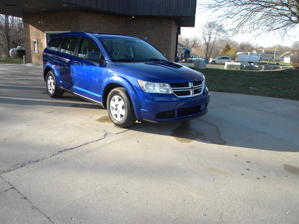 2012 Dodge Journey  - Merrills Motors