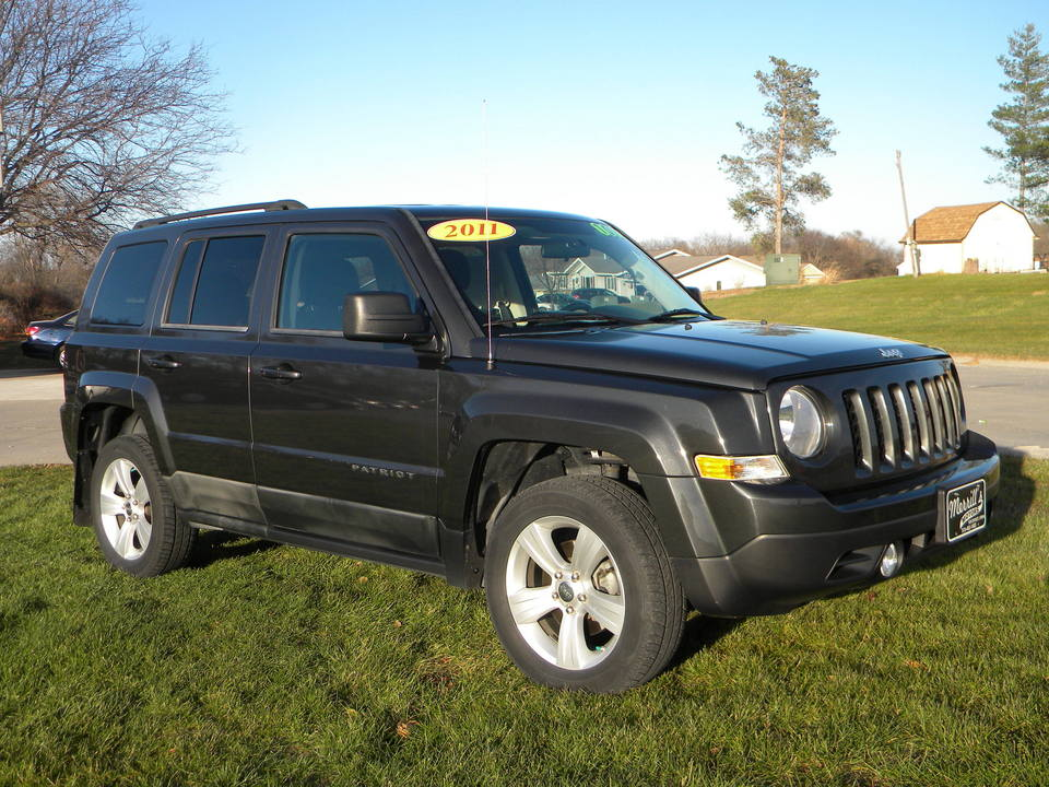 2011 Jeep Patriot  - Merrills Motors