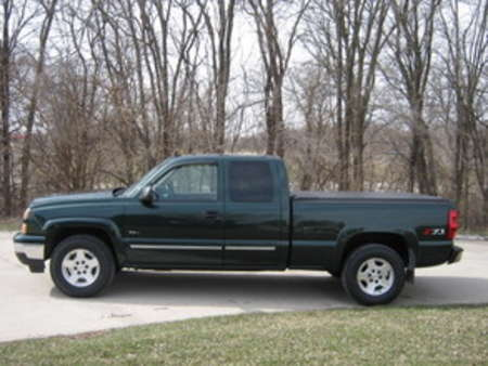 2006 Chevrolet Silverado 1500 LT2 for Sale  - 201328  - Merrills Motors