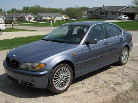 2002 BMW 3 Series 330x