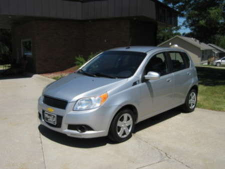 2009 Chevrolet Aveo LT w/1LT for Sale  - 606248  - Merrills Motors