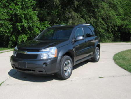 2009 Chevrolet Equinox LT w/2LT for Sale  - 246566  - Merrills Motors