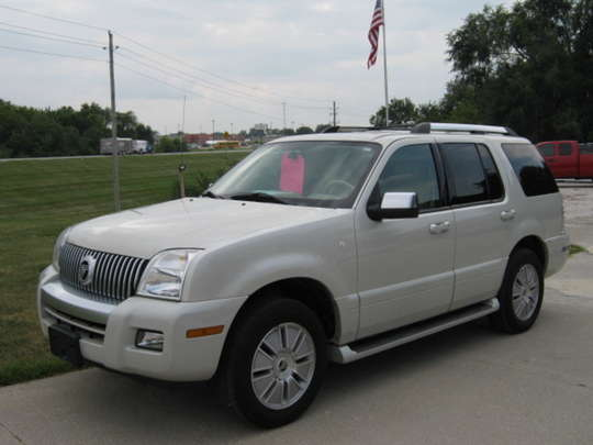 2006 Mercury Mountaineer Prem