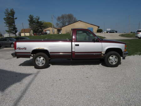 1994 Chevrolet K1500  for Sale  - 1994c  - Merrills Motors