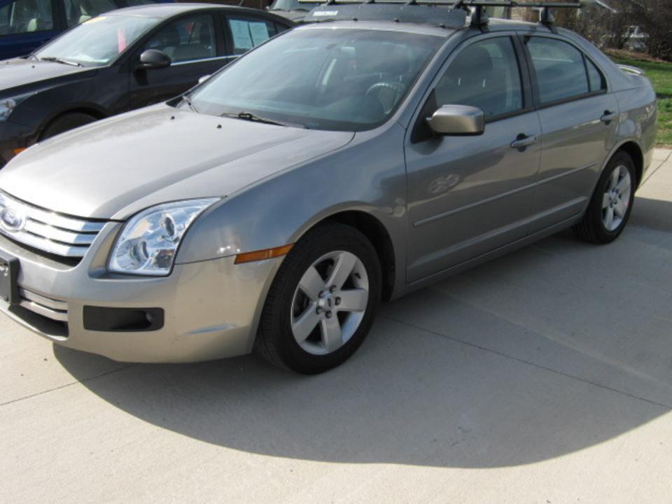 2008 Ford Fusion  - Merrills Motors