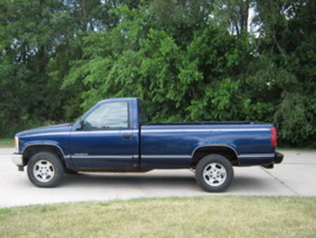 1993 Chevrolet K1500  for Sale  - 503191  - Merrills Motors