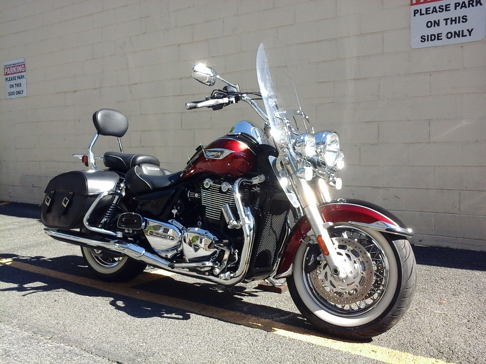 2014 Triumph Thunderbird  - Triumph of Westchester