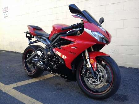 2015 Triumph Daytona 675  for Sale  - 15DAYTONA-602  - Triumph of Westchester