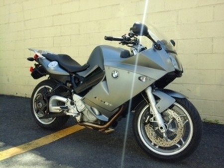 2008 BMW F800ST  for Sale  - 08F800ST-931  - Triumph of Westchester
