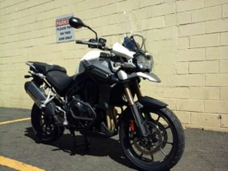 2014 Triumph Tiger Explorer ABS for Sale  - 14TIGEREXPLORER-990  - Triumph of Westchester
