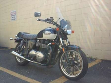 2010 Triumph Bonneville SE for Sale  - 10BONSE-121  - Triumph of Westchester