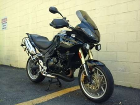 2008 Triumph Tiger Explorer 1050 for Sale  - 08TIGER-104  - Triumph of Westchester