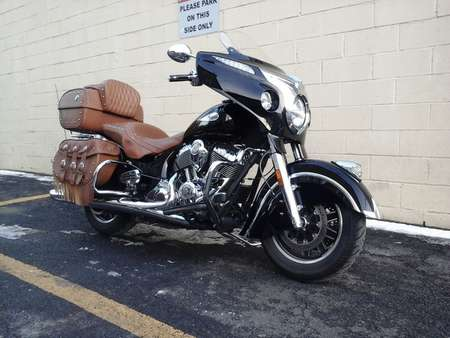 2017 Indian Roadmaster Classic for Sale  - 17IND/RDMSTR-421  - Triumph of Westchester