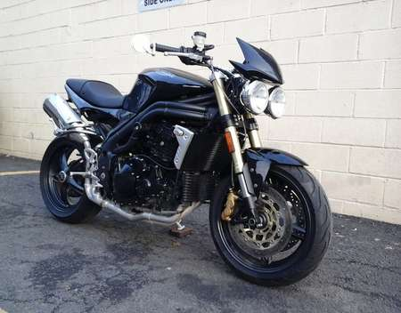 2006 Triumph Speed Triple  for Sale  - 06SPEED3-896  - Triumph of Westchester