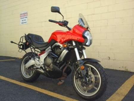 2008 Kawasaki Versys 650 for Sale  - 08KAWAVERSYS-968  - Triumph of Westchester